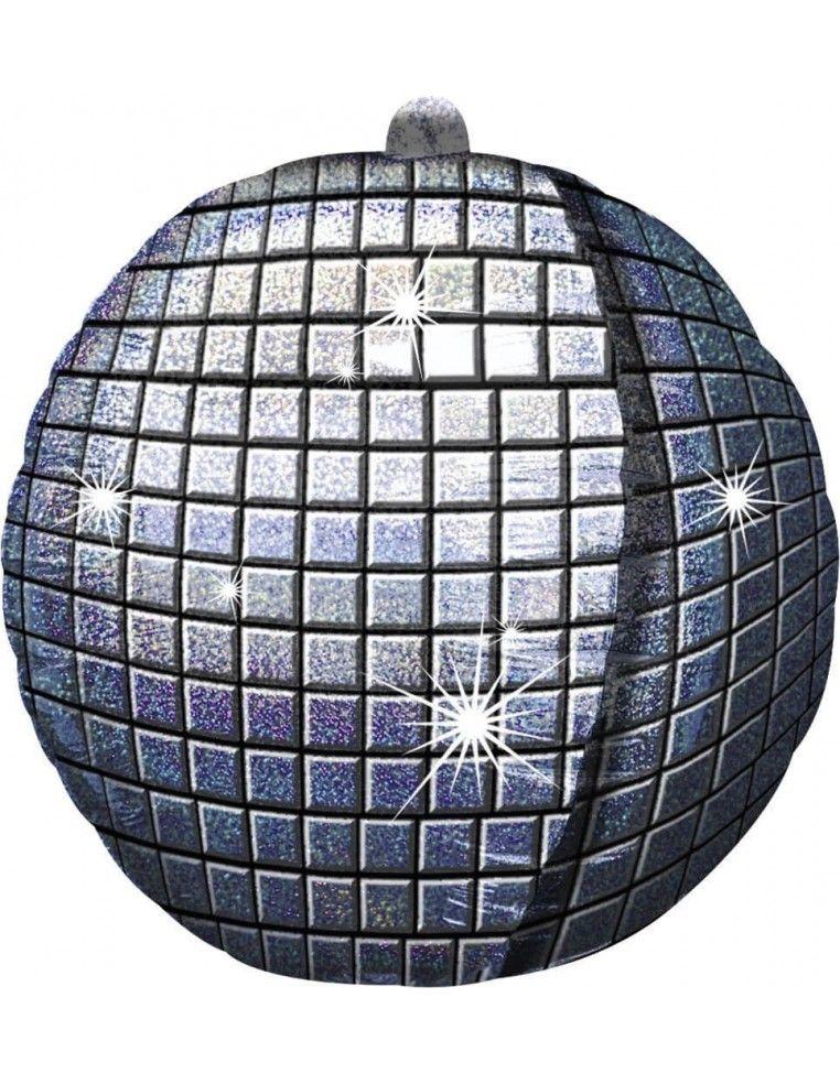 Globo Disco Ball - ULTRASHAPE Foil Poliamida - A1803101
