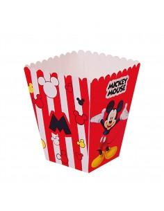 Cajita Grande Mickey Mouse Classic 8x8x15cm