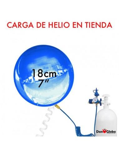 Carga de Helio Poliamida Esferas 18cm - 7 Pulgadas