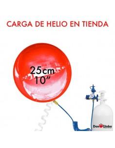Carga de Helio Poliamida Esferas 25cm - 10 Pulgadas