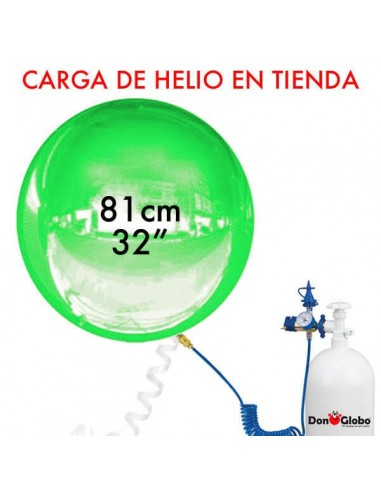 Carga de Helio Poliamida Esferas 81cm - 32 Pulgadas