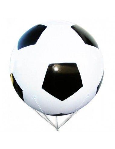 Globo PVC Redondo 200cm Pelota de Futbol