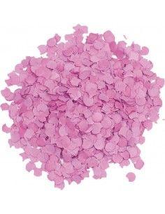 Confeti Rosa 1 Gramo