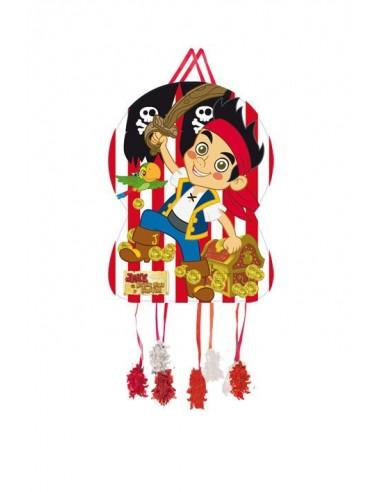 Piñata Jake y Los Piratas Grande de 46x65cm