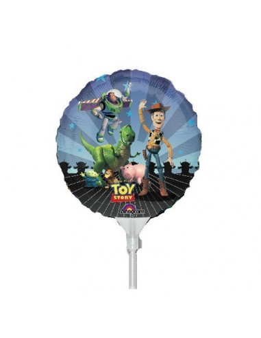 Globo Toy Story - Mini EZ Fill 23cm Foil Poliamida - A1981151