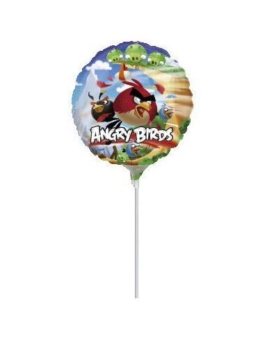 Globo Angry Birds - Mini 23cm Foil Poliamida - A2481209