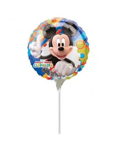 Globo Mickey Mouse Mini 23cm Foil Poliamida 2100009