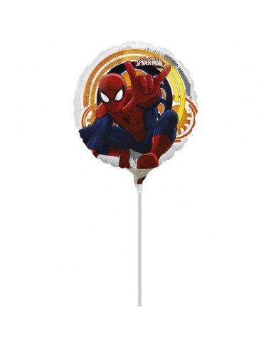 Globo SpiderMan - Mini 23cm Foil Poliamida - A2633909