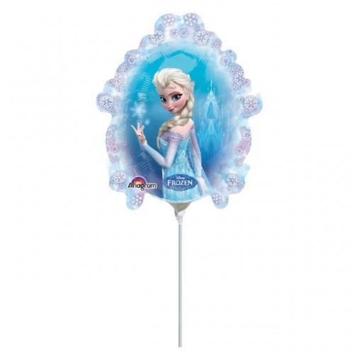 Globo Frozen - Mini Forma 23cm Foil Poliamida - A3016202