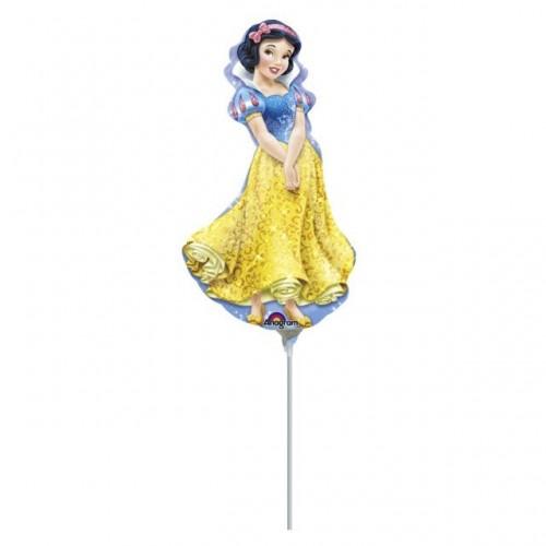 Globo Blanca Nieves - Mini Forma 23cm Foil Poliamida - A2847702
