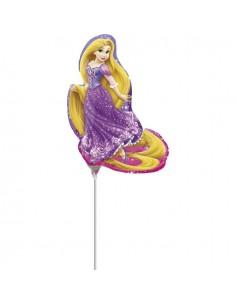 Globo Rapunzel - Mini Forma 23cm Foil Poliamida - A2644002