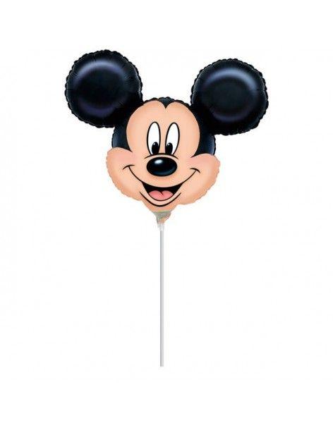 Globo Mickey Mouse Mini Forma 23cm Foil Poliamida 0788902