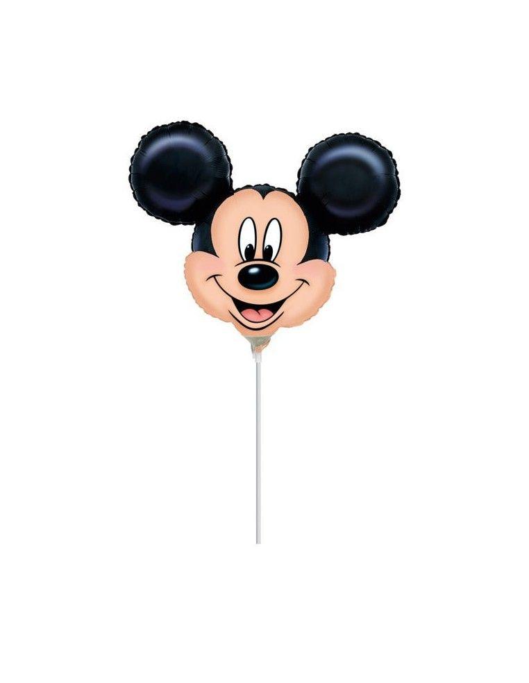 Globo Mickey Mouse - Mini Forma 23cm Foil Poliamida - A0788902