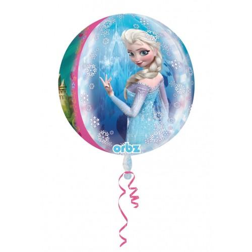 Globo Frozen - Esferico 43cm ORBZ Foil Poliamida - A2981601