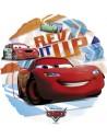 Globo Cars Transparente Redondo 66cm Foil Poliamida A2623701
