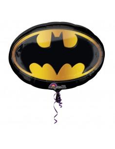 Globo Batman Emblem - Forma 48x68cm Foil Poliamida -A2965701