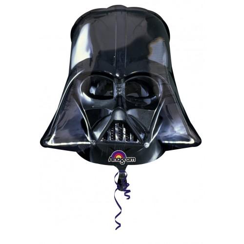 Globo Star Wars Darth Vader Cabeza - Forma 63x63cm Foil Poliamida -A2844501