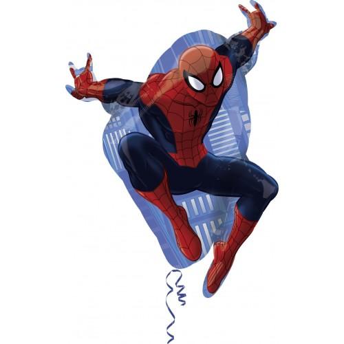 Globo SpiderMan - Forma 73x43cm Foil Poliamida -A2634001-02