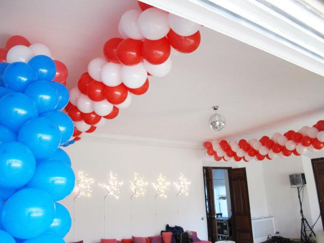 Decoracion con globos profesionales para eventos sociales - Decoraciones para la casa ...