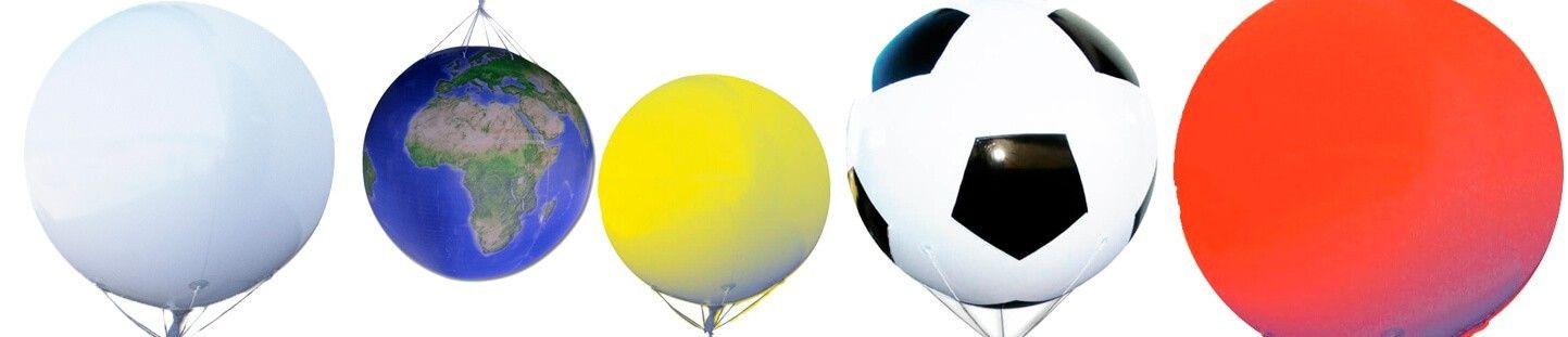 Comprar Globos de PVC Gigantes al Mejor Precio Garantizado