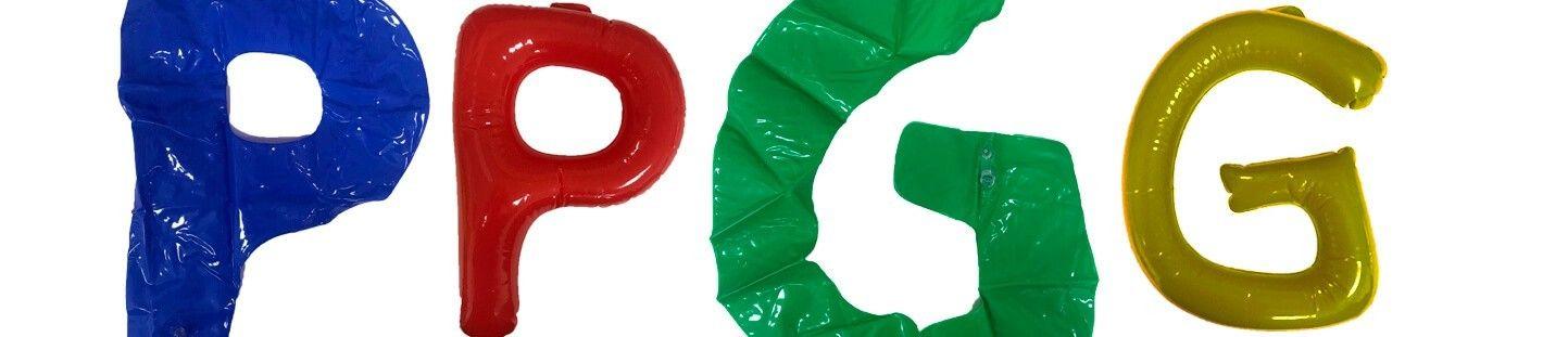 Comprar Globos de PVC en forma de Letras al Mejor Precio Garantizado