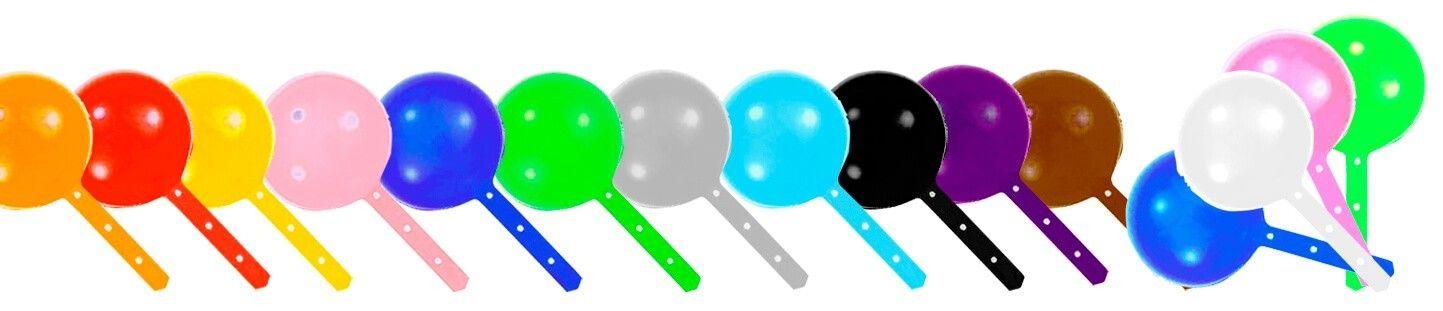 Comprar Globos de PVC Redondos de 9cm al Mejor Precio Garantizado