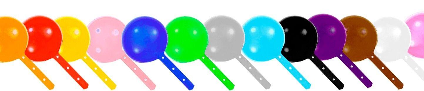 Comprar Globos de PVC Redondos de 13cm al Mejor Precio Garantizado