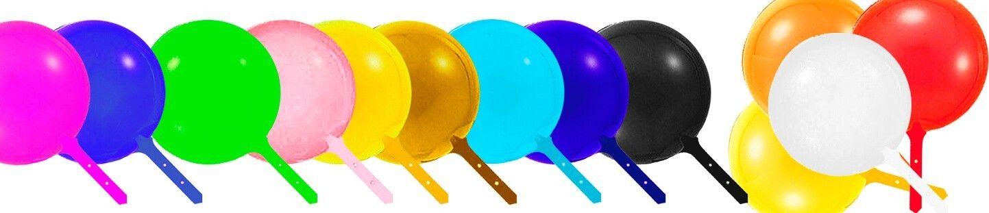 Comprar Globos de PVC Redondos de 18cm al Mejor Precio Garantizado