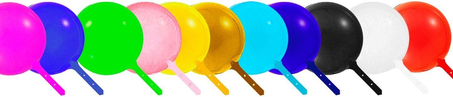 Comprar Globos de PVC Redondos de 23cm al Mejor Precio Garantizado