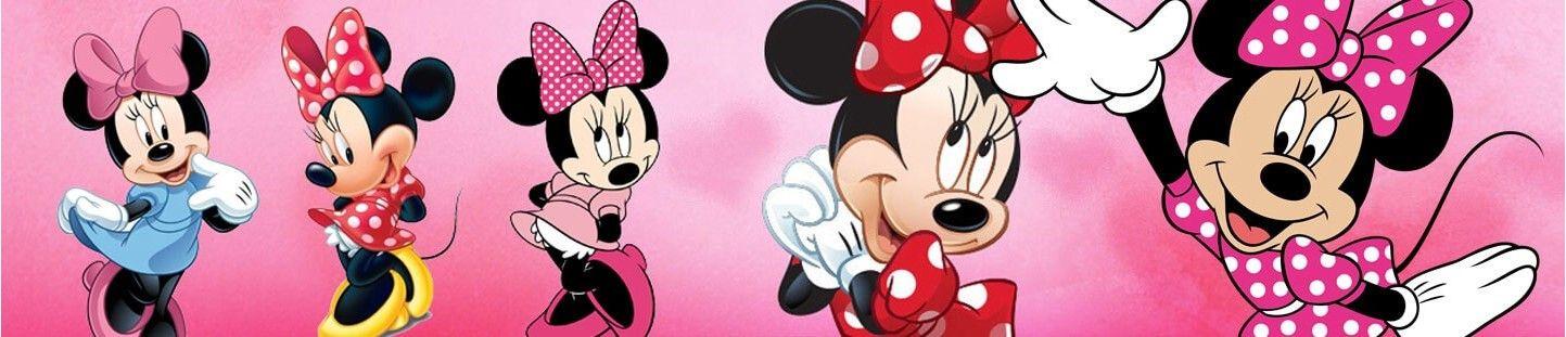 Decoración Fiestas y Cumpleaños Minnie Mouse
