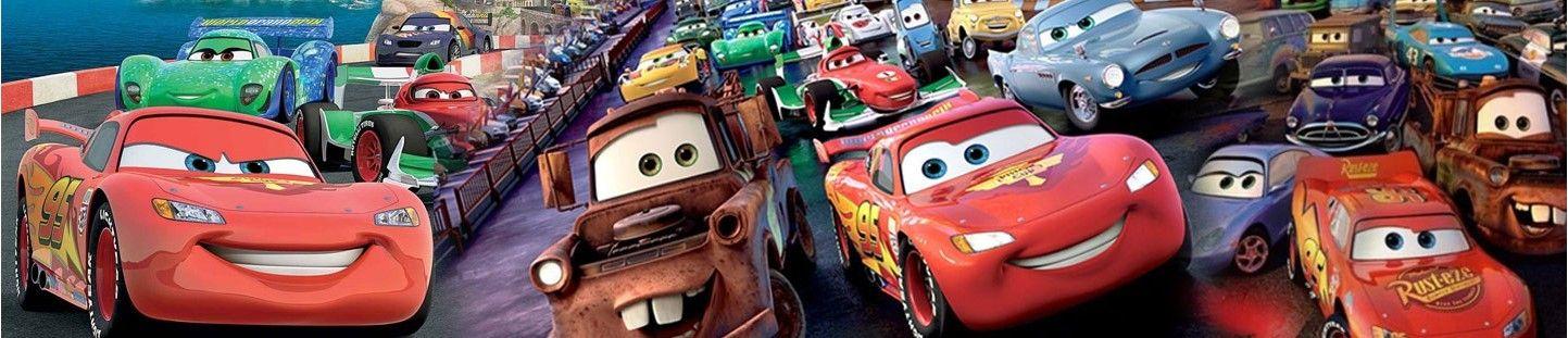 Ideas Originales para Decoración de Fiestas y Cumpleaños Cars