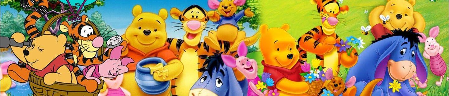 Ideas para Decoración de Fiestas y Cumpleaños de Winnie The Pooh