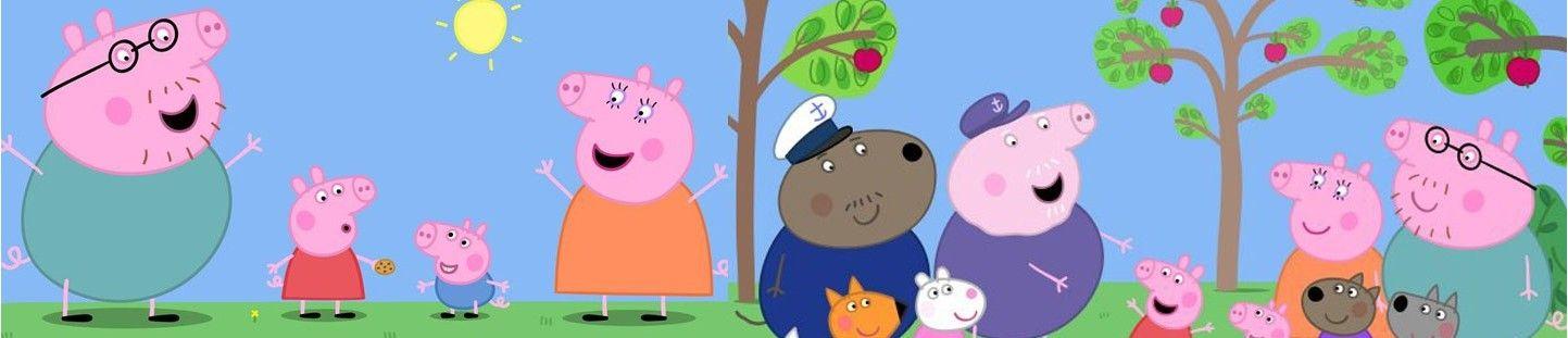 Decoración Fiestas y Cumpleaños Peppa Pig