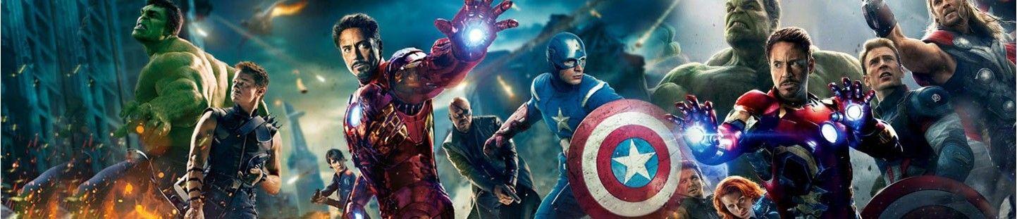 Ideas para Decoración de Fiestas y Cumpleaños Vengadores Avengers