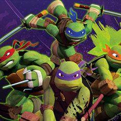Fiesta Cumpleaños Tortugas Ninja