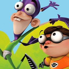 Fiesta Fanboy and Chum Chum