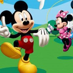 Globos Mickey Mouse