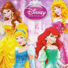 Globos Princesas Disney