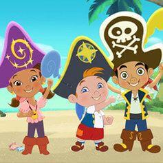Globos Jake y Los Piratas