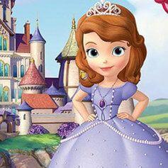 Globos Princesa Sofia