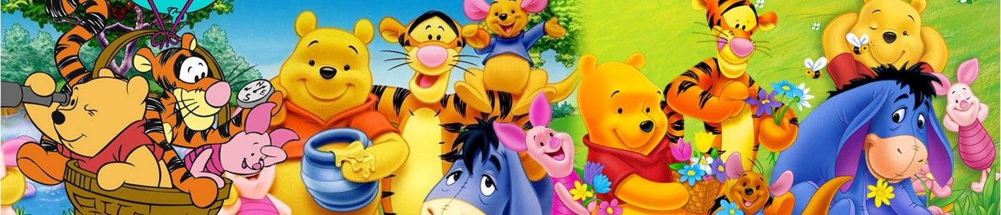 Globos Winnie the Pooh