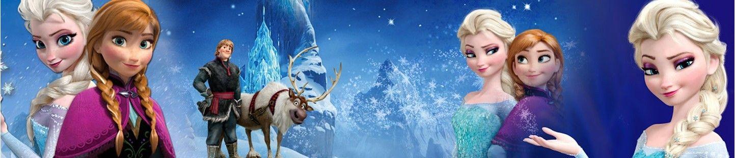 Globos Frozen. Decoracion de Cumpleaños Frozen