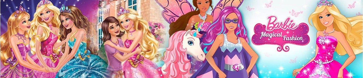Globos Barbie