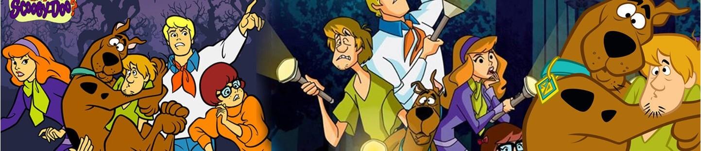 Globos Scooby Doo. Decoracion de Cumpleaños Scooby Doo