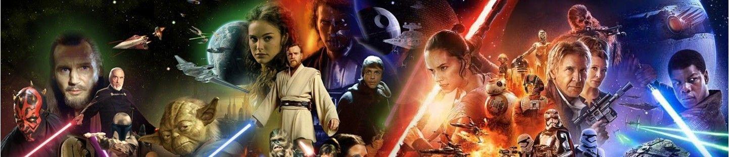 Globos Star Wars. Decoracion de Cumpleaños Star Wars