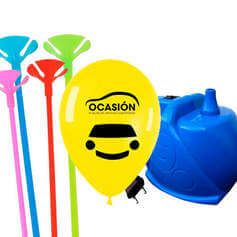 Packs Globos Personalizados Latex