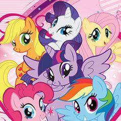 Fiesta Cumpleaños Mi Pequeño Pony