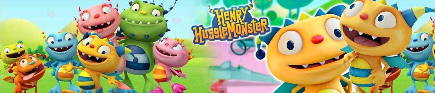 Globos Henry Monstruito