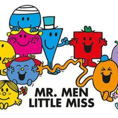 Globos Mr Men