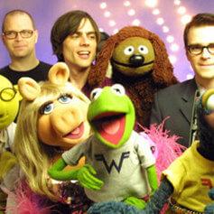 Globos Los Muppets